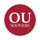 "University of Oklahoma 1-1/2"" Labels"