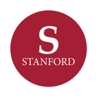 "Stanford University 1-1/2"" Labels"
