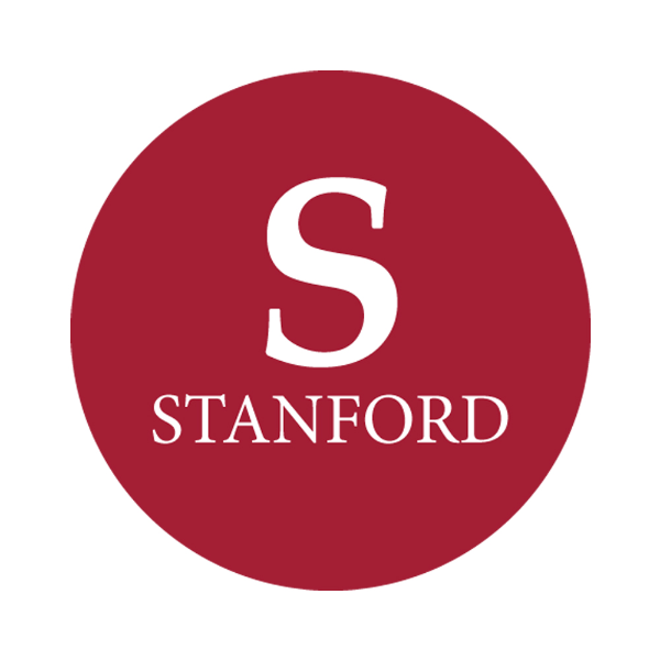 "Stanford University 1-1/2"" Labels"