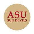 """Arizona State University 1-1/2"""" Labels"""