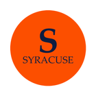 "Syracuse University 1-1/2"" Labels"