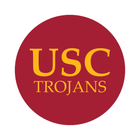 "University of Southern California 1-1/2"" Labels"