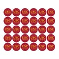 """University of Southern California 1-1/2"""" Labels"""