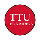 "Texas Tech University 1-1/2"" Labels"