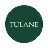 """Tulane University 1-1/2"""" Labels"""
