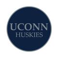 """University of Connecticut 1-1/2"""" Labels"""