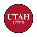 """University of Utah 1-1/2"""" Labels"""