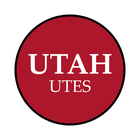 "University of Utah 1-1/2"" Labels"
