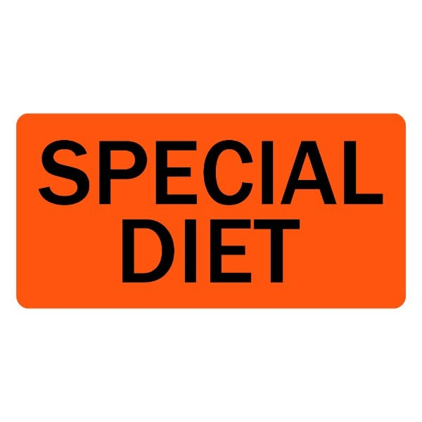 Special Diet Veterinary Labels