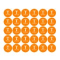 "University of Tennessee 1-1/2"" Labels"