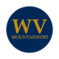 "West Virginia University 1-1/2"" Labels"