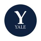 """Yale University 1-1/2"""" Labels"""