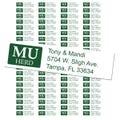 Marshall University Custom Return Address Labels