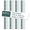 Michigan State University Custom Return Address Labels
