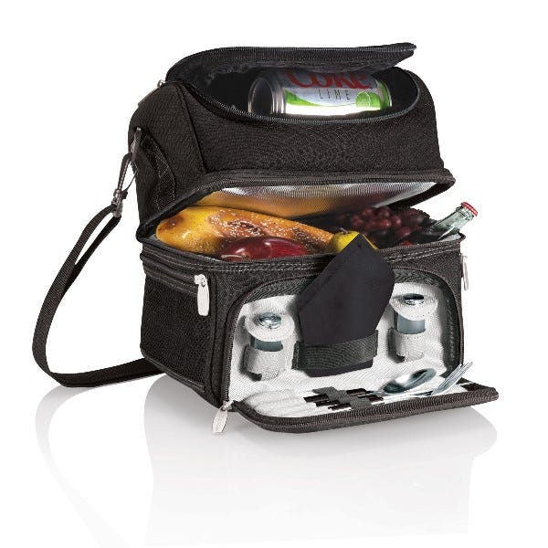 Pranzo Insulated Picnic/Lunch Personal Cooler