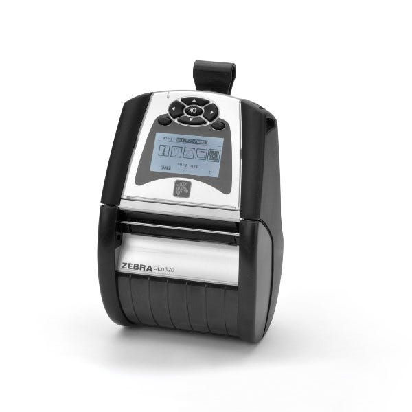 Zebra QL 320 Plus Mobile Printer QN3-AUNA0M00-00