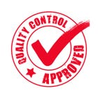 Quality Control Labels - Approved Inventory