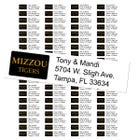 University of Missouri Custom Return Address Labels
