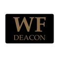 Wake Forest University Deacons Custom Return Address Labels