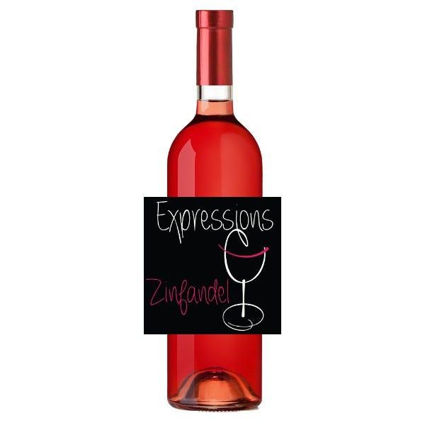 Custom Wine Bottle Labels | Rectangles