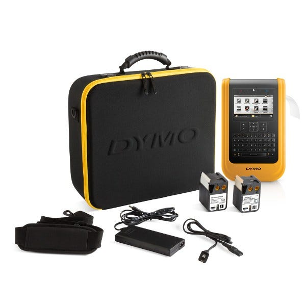 Dymo XTL 500 Industrial Label Maker Kit - 1868815