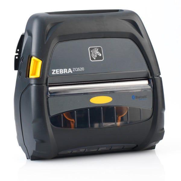 Zebra ZQ52-AUE0000-00 ZQ520 Series DT Rugged Mobile Label and Receipt Printer RW420