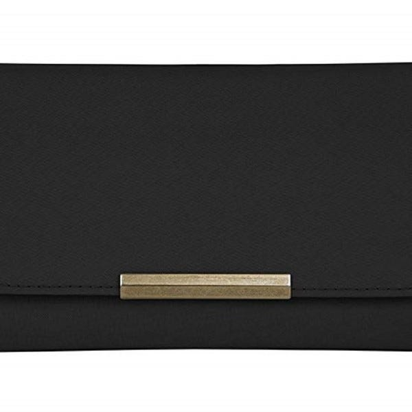 Travelon Signature Pleated Trifold Wallet, One Size