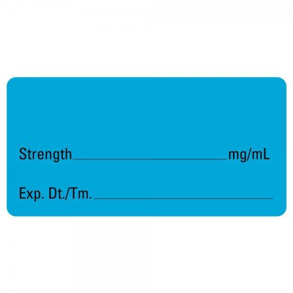 Blank Medical Healthcare Labels