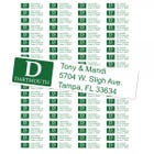 Dartmouth College Custom Return Address Labels