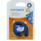 Dymo 91331 White Plastic Tape