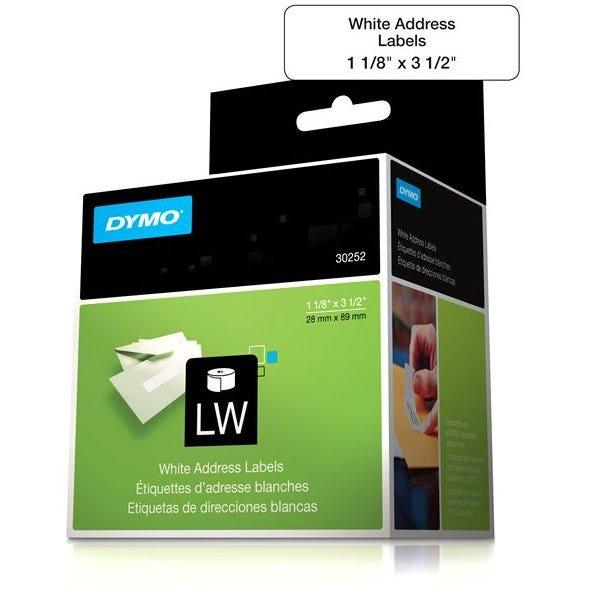 Dymo Printer Address Labels 30252