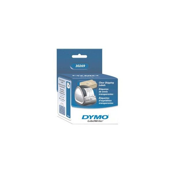 Dymo 30269 Clear Shipping Labels