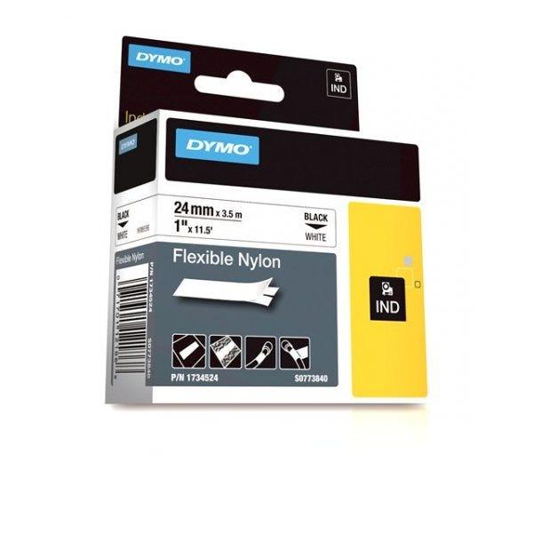 "White Flexible Nylon Tape 1"" (24mm)"
