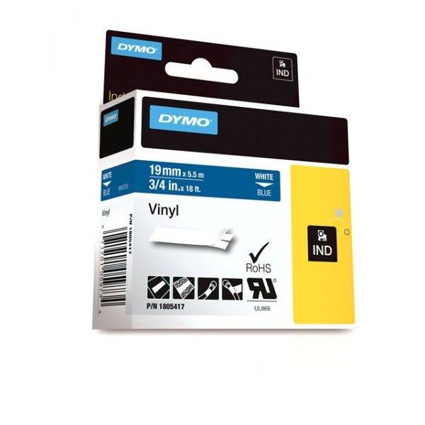 "Rhino 3/4"" Blue Vinyl (19mm) Tape"