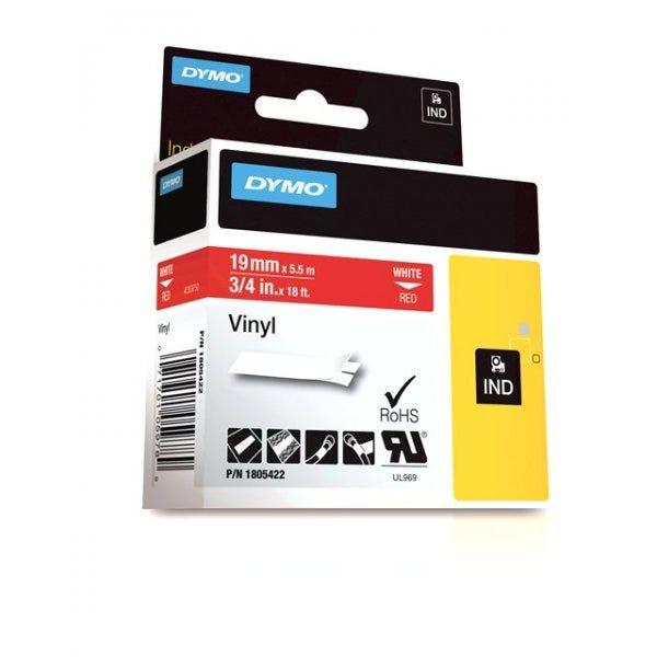 """Rhino 3/4"""" Red Vinyl (19mm) Tape"""