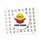 Student Recognition Stickers