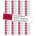 Gonzaga University Custom Return Address Labels