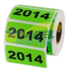 "2014 Inventory Labels 2"" x 1"""