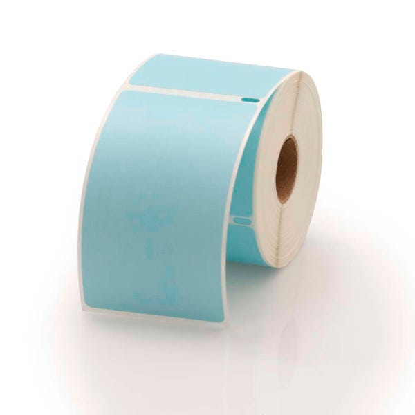 Dymo LV-30256 Blue Compatible Shipping Labels