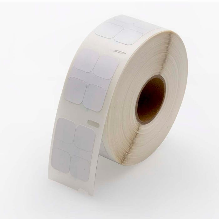 Dymo LV-30335 Compatible Labels - 4-up - 1/2 x 1/2
