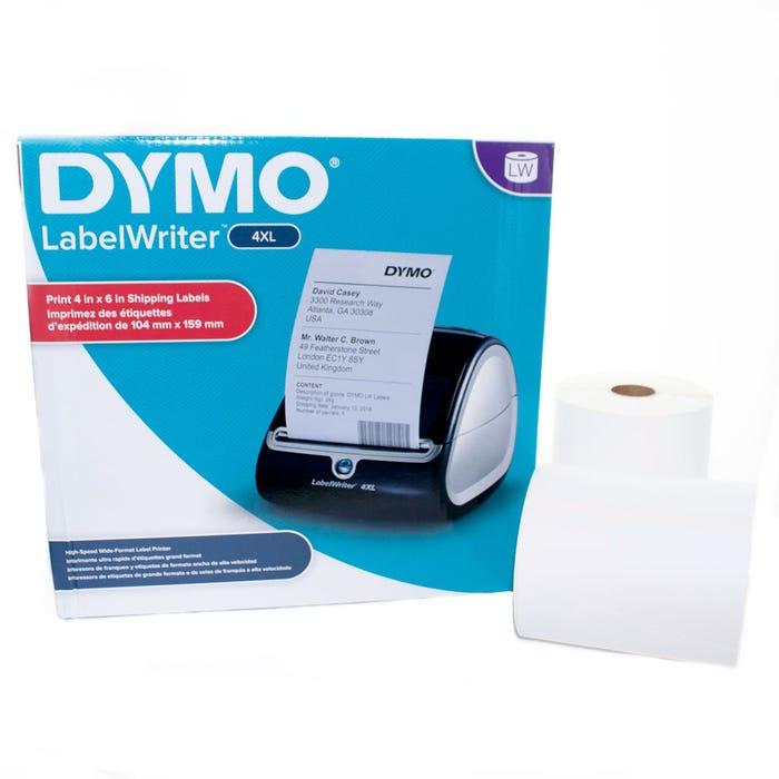 Dymo 4XL Shipping Label Printer Starter Kit
