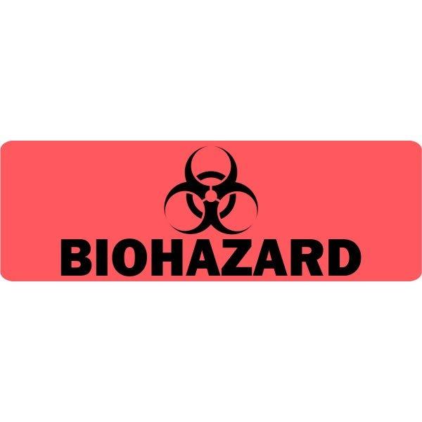 Biohazard Medical Labels