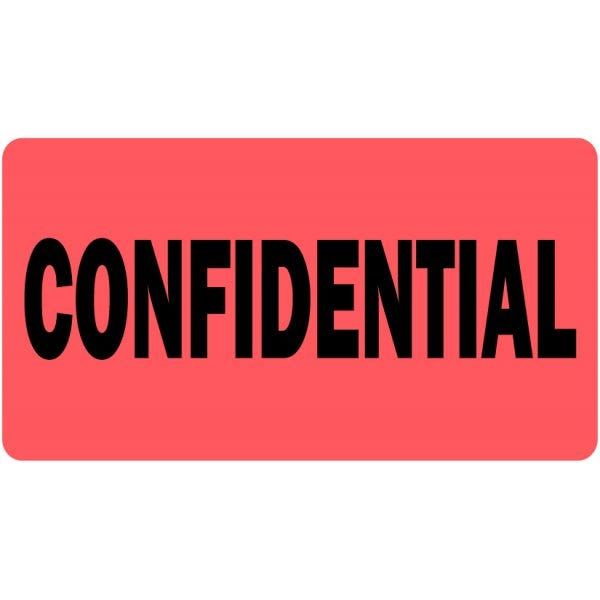 Confidential Labels