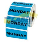 "Monday Inventory Labels 2"" x 1"""