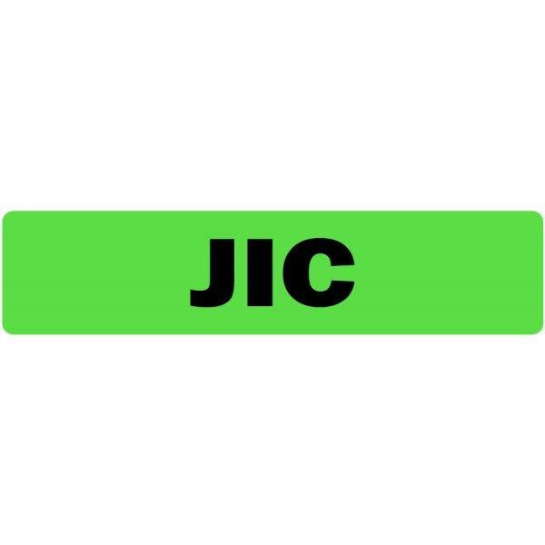 JIC Medical Label
