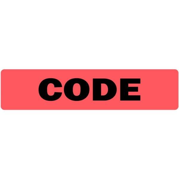 Code Medical Labels