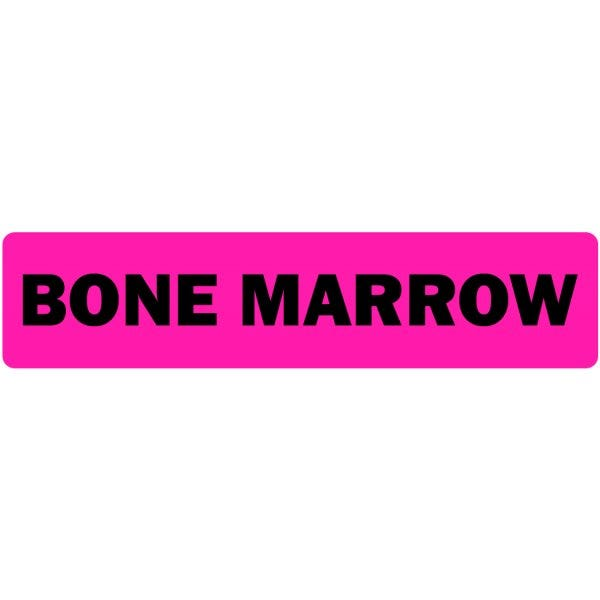 Bone Marrow Medical Labels