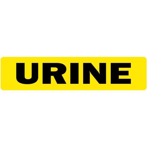 Urine Medical Labels