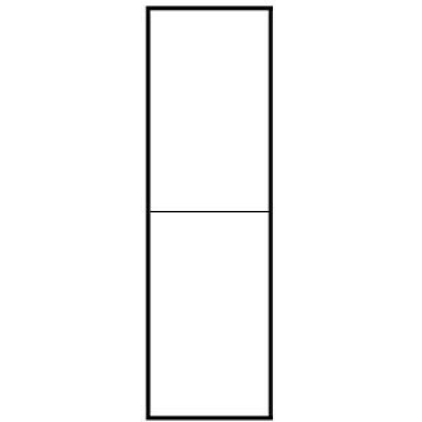 "Postage Meter Sheets 6"" x 1-3/4"""