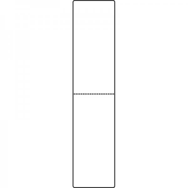 Postage Meter Sheets 7 x 1-9/16